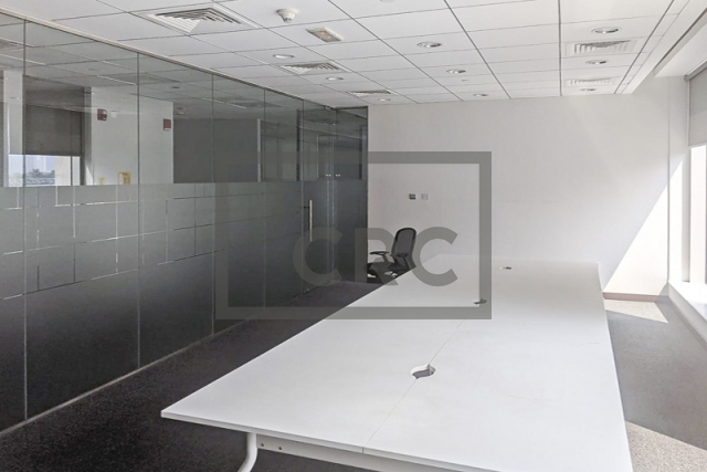 office for rent in downtown dubai, emaar square 6 | 3