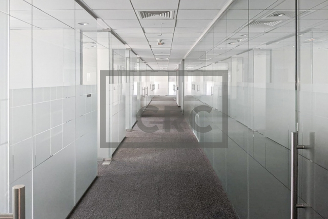 office for rent in downtown dubai, emaar square 6 | 7