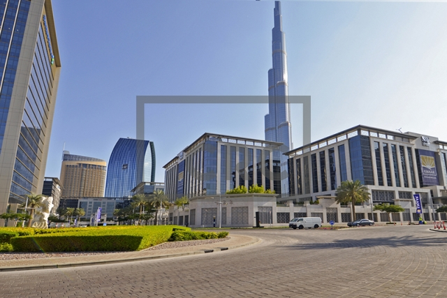 office for rent in downtown dubai, emaar square 6 | 8
