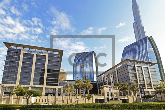 office for rent in downtown dubai, emaar square 6 | 12