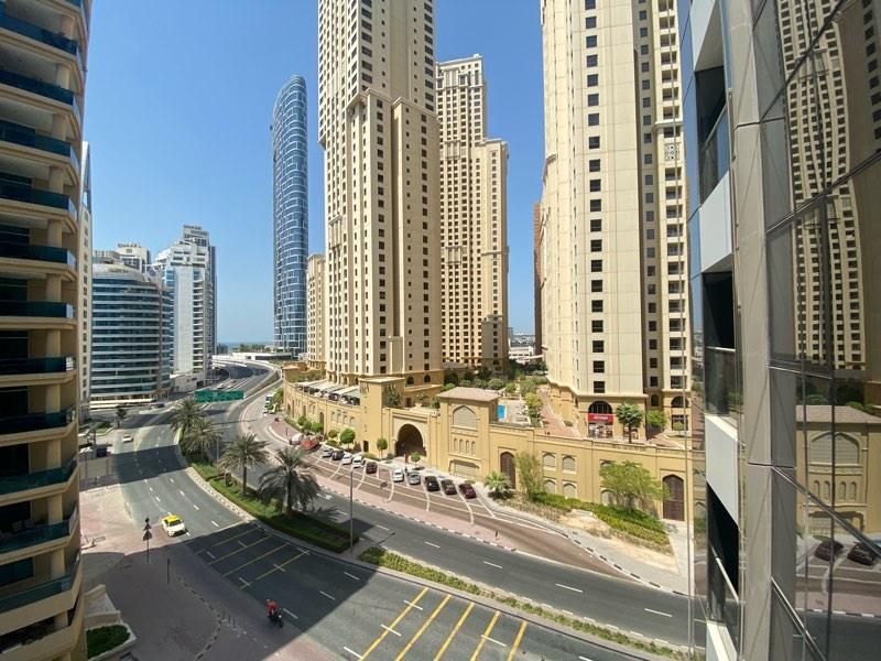 Studio Apartment For Rent in  Sparkle Tower 2,  Dubai Marina   4