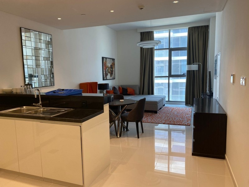 2 Bedroom Apartment For Rent in  Golf Promenade 2B,  Akoya   5