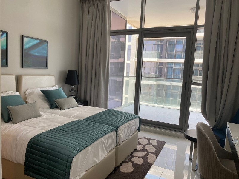 2 Bedroom Apartment For Rent in  Golf Promenade 2B,  Akoya   7