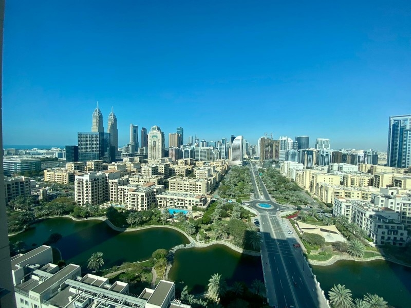 2 Bedroom Apartment For Rent in  Golf Tower 3,  The Views | 11