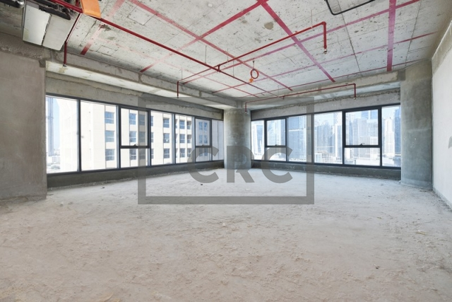 office for sale in business bay, churchill executive tower   1