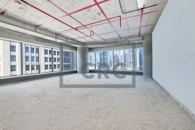 6,568 sq.ft. Office in Business Bay, Churchill Executive Tower for AED 5,911,200