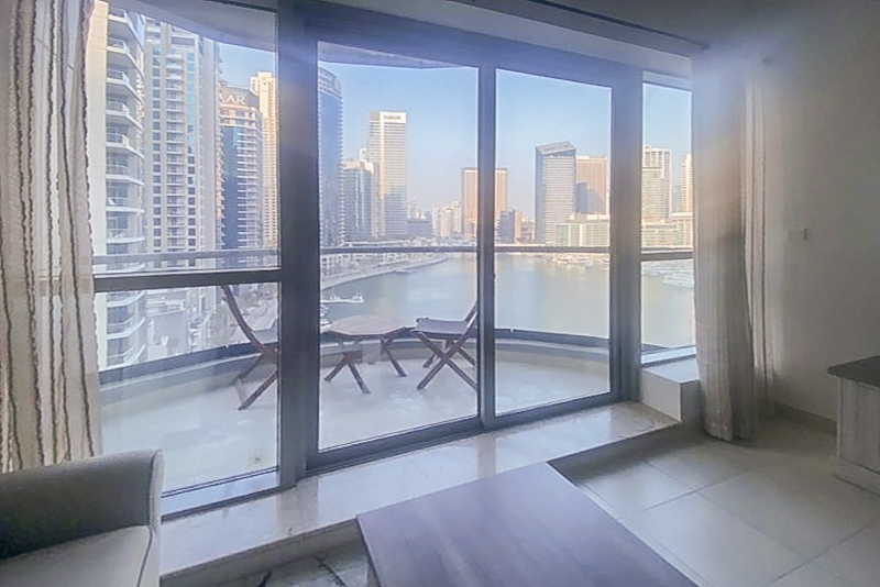 1 Bedroom Apartment For Rent in  The Point,  Dubai Marina | 9