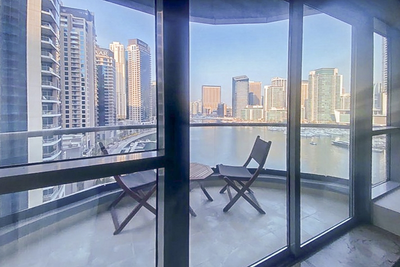 1 Bedroom Apartment For Rent in  The Point,  Dubai Marina | 11