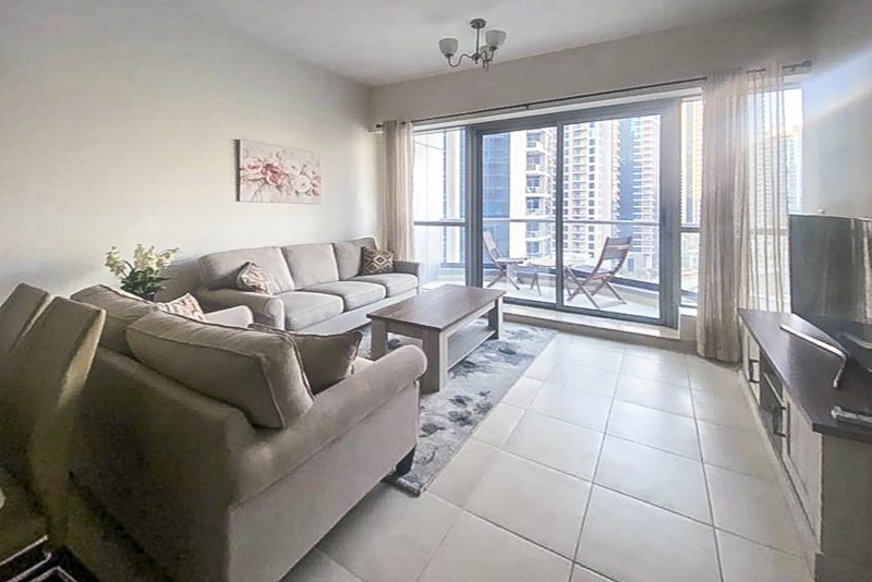 1 Bedroom Apartment For Rent in  The Point,  Dubai Marina | 2