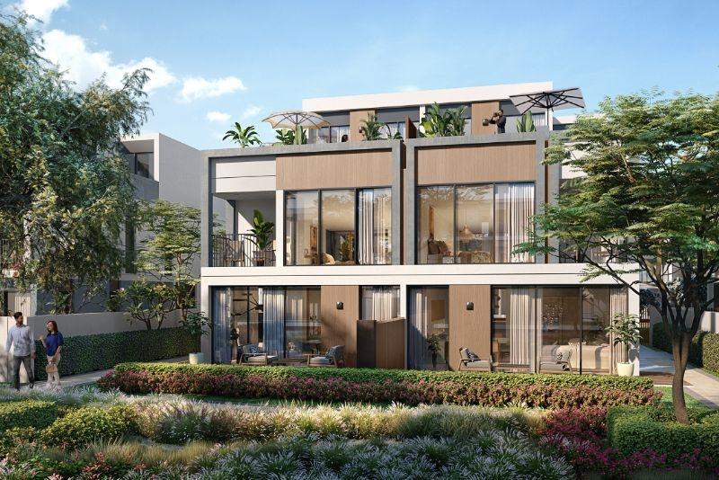 4 Bedroom Villa For Sale in  Aura,  Tilal Al Ghaf Development | 0