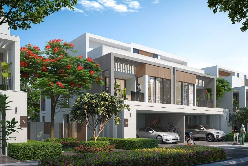 4 Bedroom Villa For Sale in  Aura,  Tilal Al Ghaf Development | 7