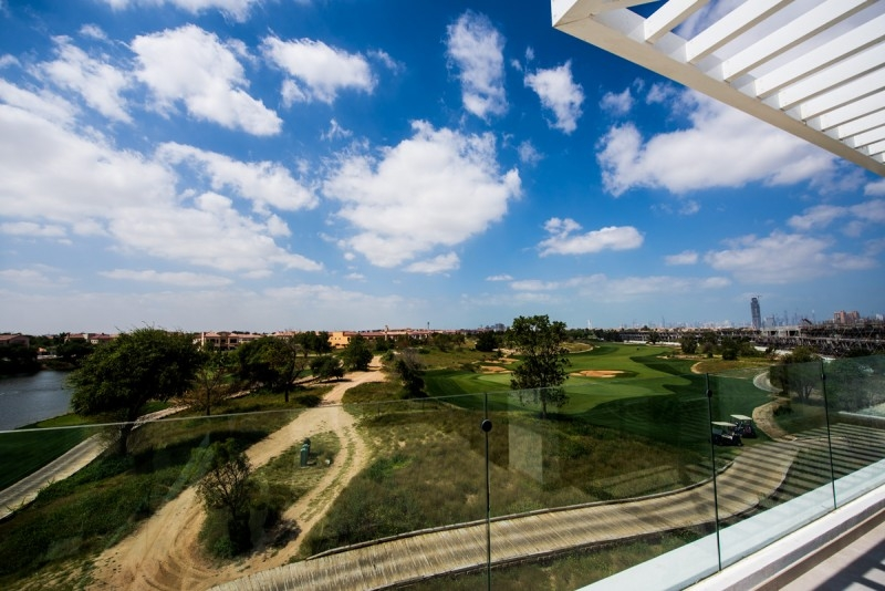 4 Bedroom Townhouse For Rent in  Jumeirah Luxury Living,  Jumeirah Golf Estates | 0