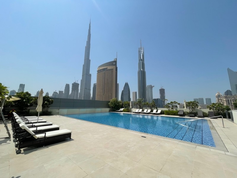 1 Bedroom Apartment For Rent in  Downtown Views II,  Downtown Dubai   0