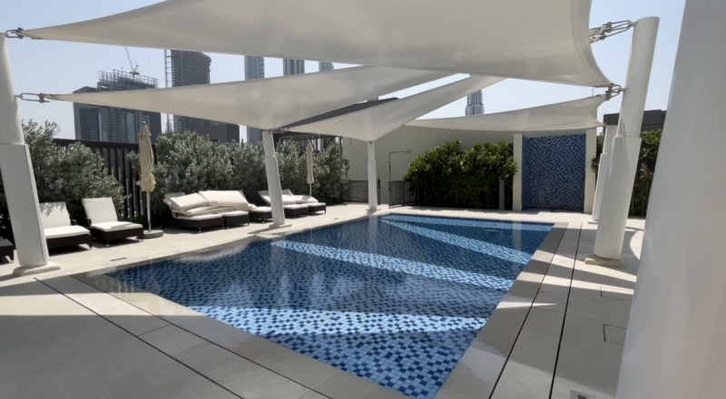 1 Bedroom Apartment For Rent in  Downtown Views II,  Downtown Dubai   16