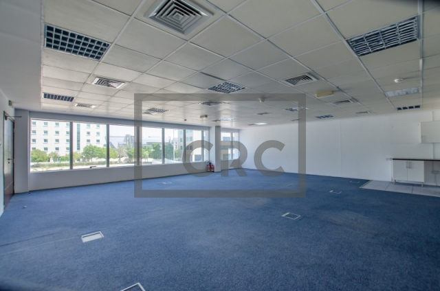 1,404 sq.ft. Office in Internet City, @4 for AED 154,440