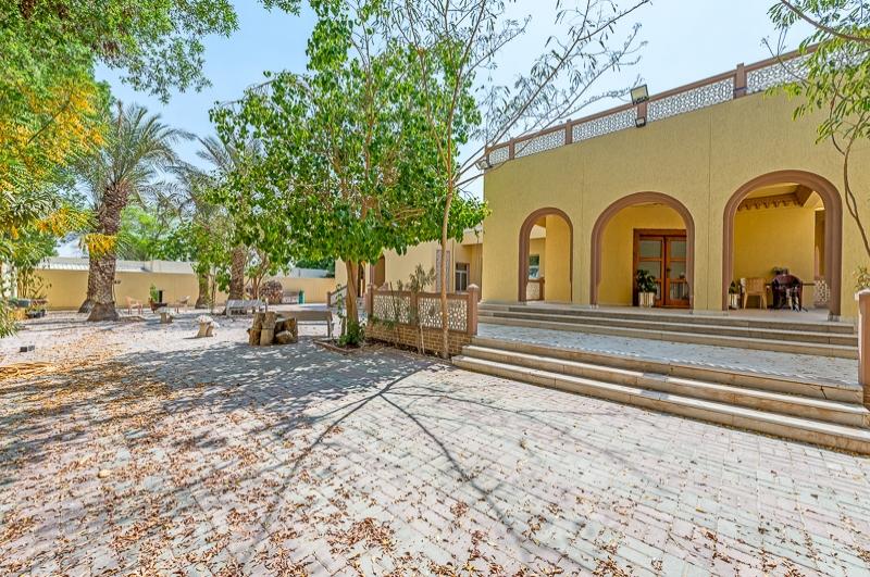 Rashidiya Villas, Al Rashidiya