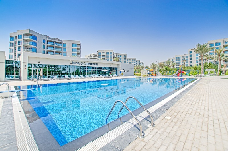 Studio Apartment For Sale in  MAG 520,  Dubai South   10