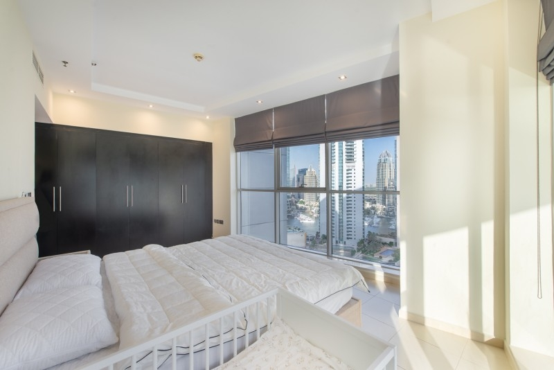 3 Bedroom Apartment For Rent in  Skyview Tower,  Dubai Marina   9