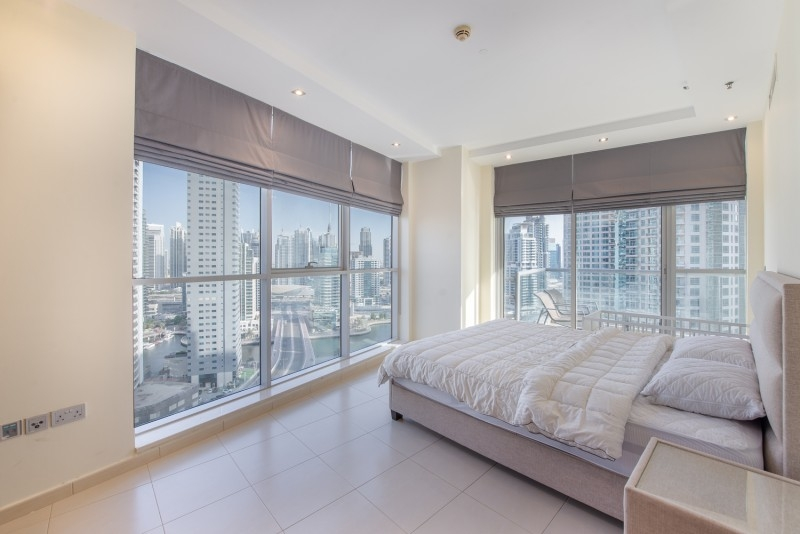 3 Bedroom Apartment For Rent in  Skyview Tower,  Dubai Marina   1