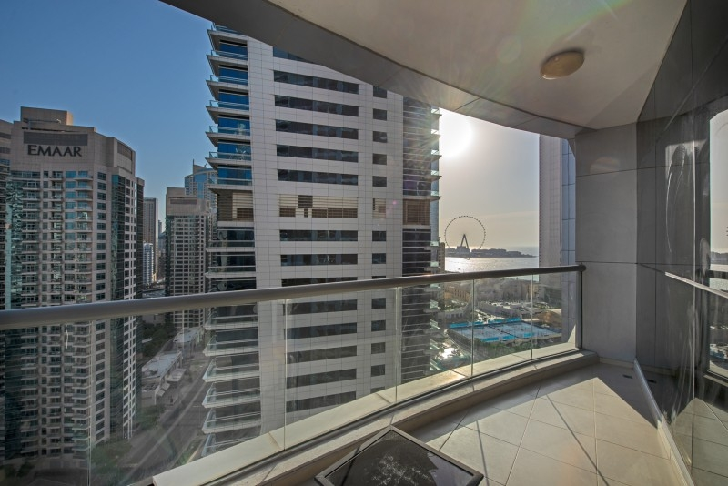 3 Bedroom Apartment For Rent in  Skyview Tower,  Dubai Marina   6
