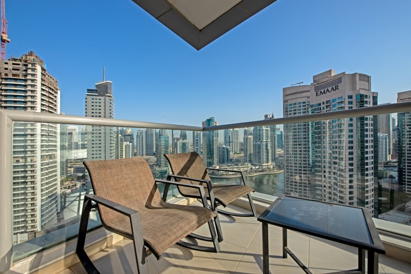 3 Bedroom Apartment For Rent in  Skyview Tower,  Dubai Marina   2