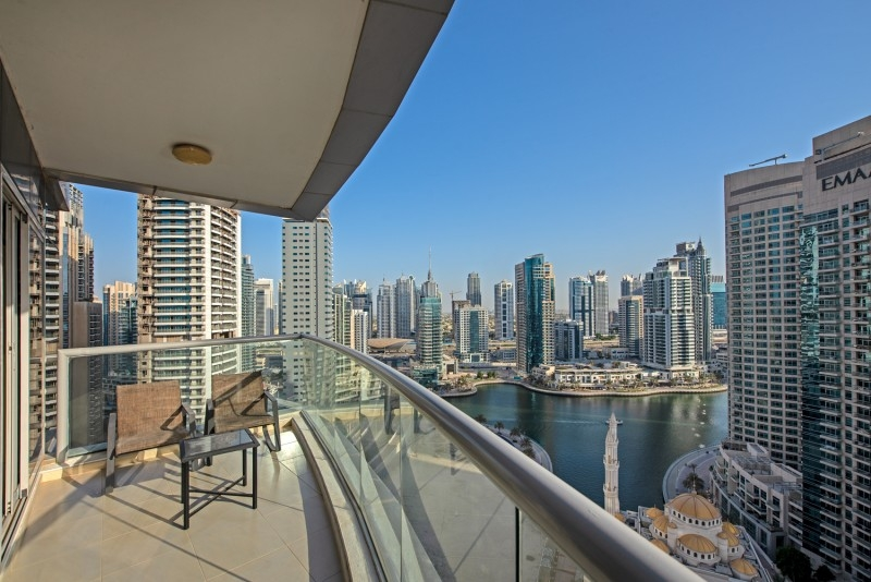 3 Bedroom Apartment For Rent in  Skyview Tower,  Dubai Marina   14