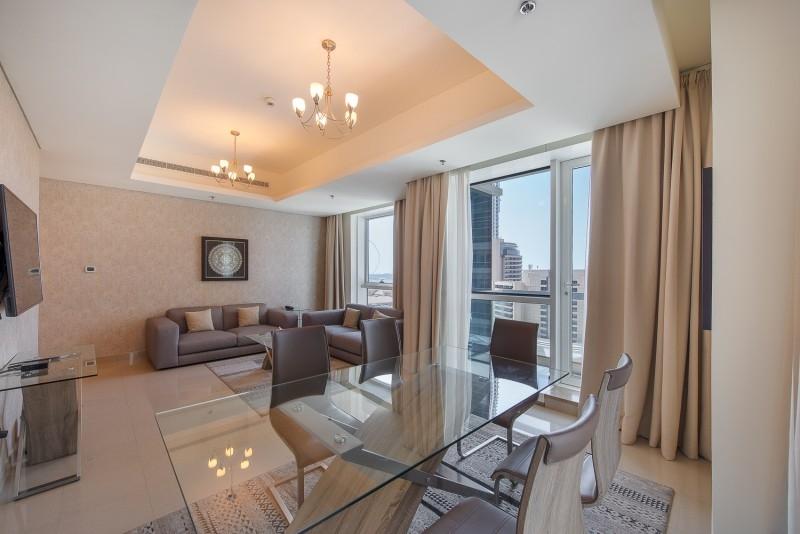 2 Bedroom Apartment For Rent in  Barcelo Residences,  Dubai Marina | 1