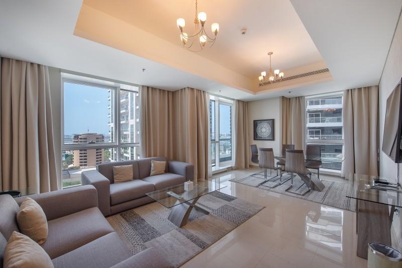 2 Bedroom Apartment For Rent in  Barcelo Residences,  Dubai Marina | 0