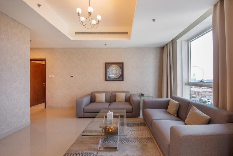 2 Bedroom Apartment For Rent in  Barcelo Residences,  Dubai Marina | 2