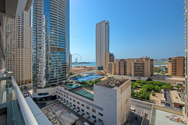 2 Bedroom Apartment For Rent in  Barcelo Residences,  Dubai Marina | 11