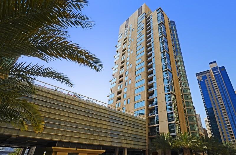 1 Bedroom Apartment For Rent in  Al Sahab 1,  Dubai Marina | 14