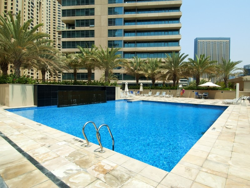 1 Bedroom Apartment For Rent in  Al Sahab 1,  Dubai Marina | 17