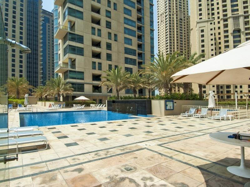1 Bedroom Apartment For Rent in  Al Sahab 1,  Dubai Marina | 16
