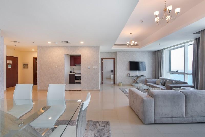 2 Bedroom Apartment For Rent in  Barcelo Residences,  Dubai Marina | 3