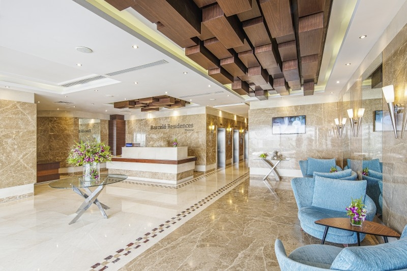 2 Bedroom Apartment For Rent in  Barcelo Residences,  Dubai Marina | 19