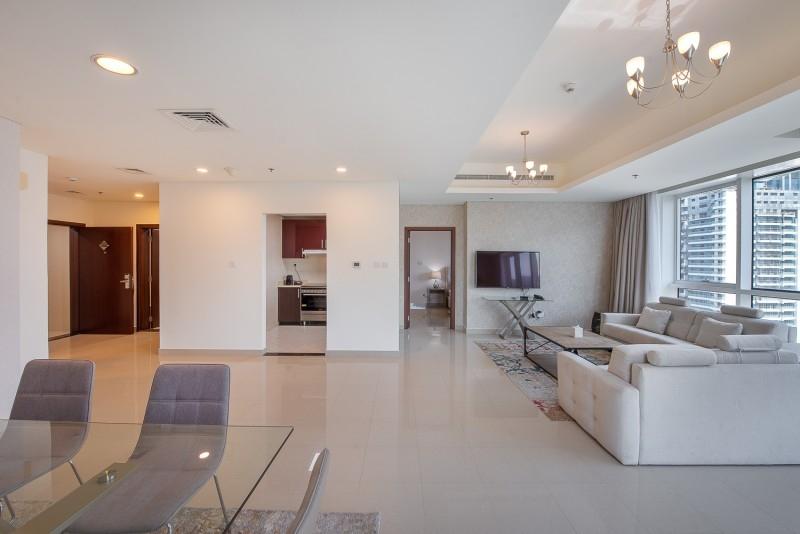 2 Bedroom Apartment For Rent in  Barcelo Residences,  Dubai Marina   2
