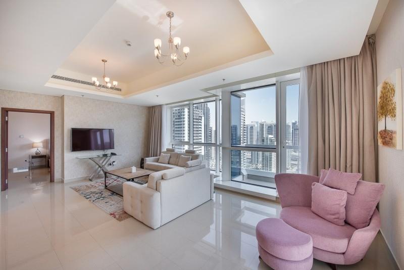 2 Bedroom Apartment For Rent in  Barcelo Residences,  Dubai Marina   0