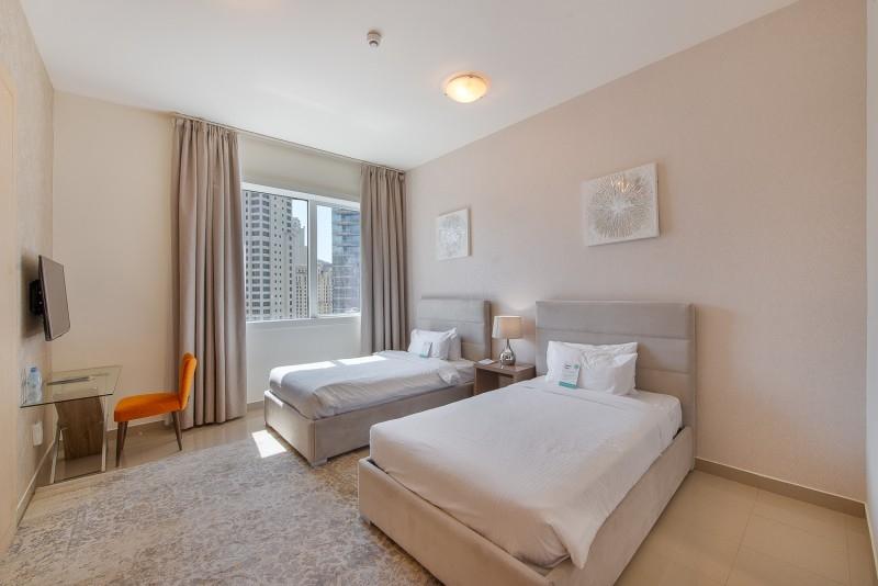 2 Bedroom Apartment For Rent in  Barcelo Residences,  Dubai Marina   6