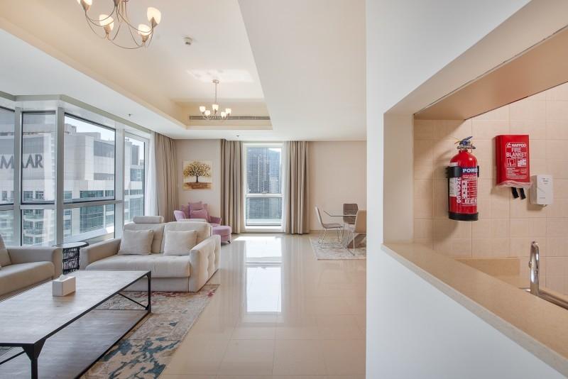2 Bedroom Apartment For Rent in  Barcelo Residences,  Dubai Marina   3