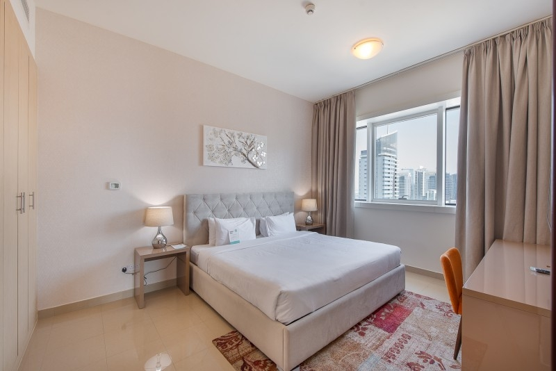 2 Bedroom Apartment For Rent in  Barcelo Residences,  Dubai Marina   5