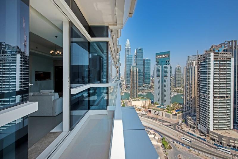 2 Bedroom Apartment For Rent in  Barcelo Residences,  Dubai Marina   14