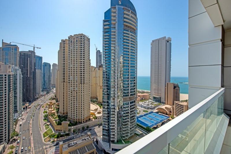 2 Bedroom Apartment For Rent in  Barcelo Residences,  Dubai Marina   13