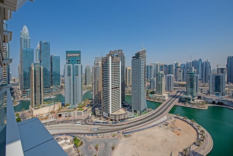2 Bedroom Apartment For Rent in  Barcelo Residences,  Dubai Marina   16