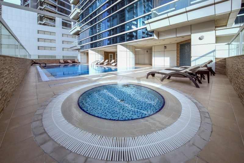 2 Bedroom Apartment For Rent in  Barcelo Residences,  Dubai Marina   19