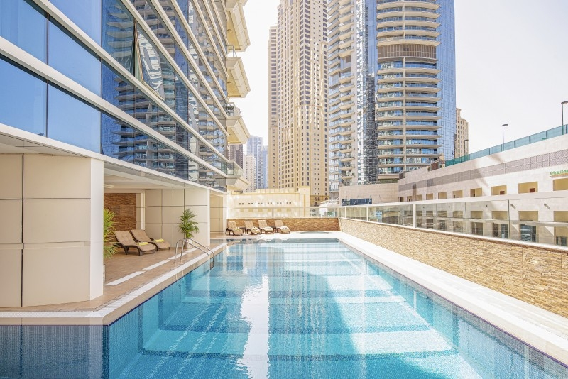 2 Bedroom Apartment For Rent in  Barcelo Residences,  Dubai Marina   17