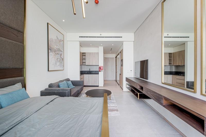 Studio Apartment For Rent in  Signature Livings,  Jumeirah Village Circle | 2