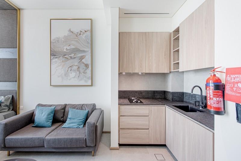 Studio Apartment For Rent in  Signature Livings,  Jumeirah Village Circle | 6
