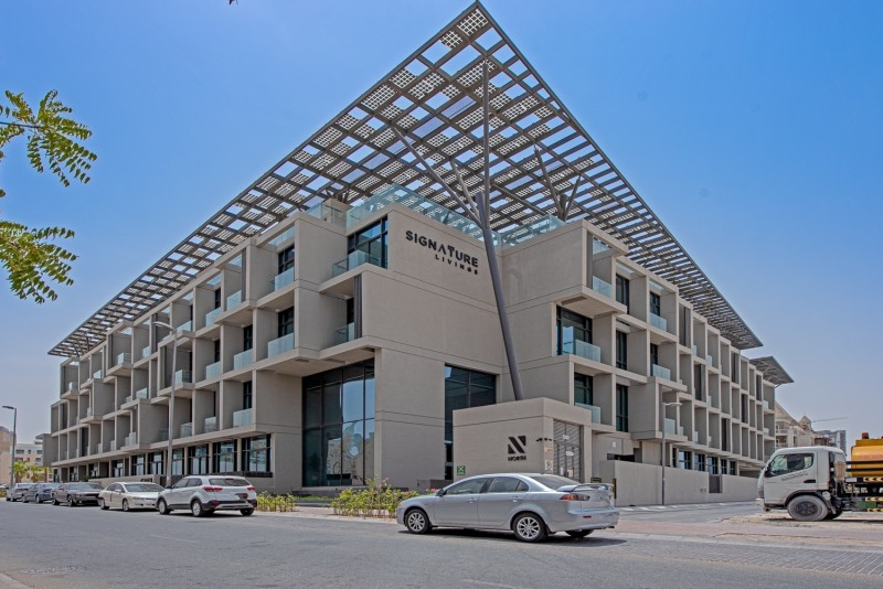 Studio Apartment For Rent in  Signature Livings,  Jumeirah Village Circle | 14
