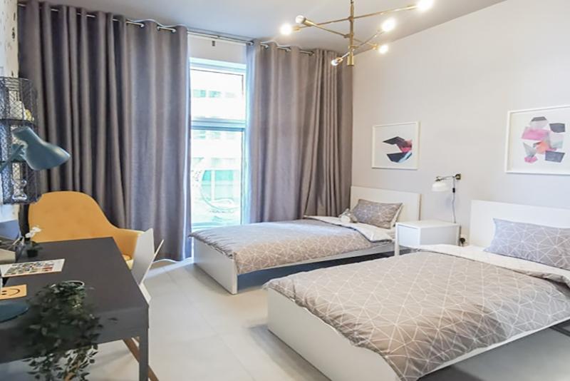 3 Bedroom Apartment For Rent in  Marina Arcade Tower,  Dubai Marina | 13
