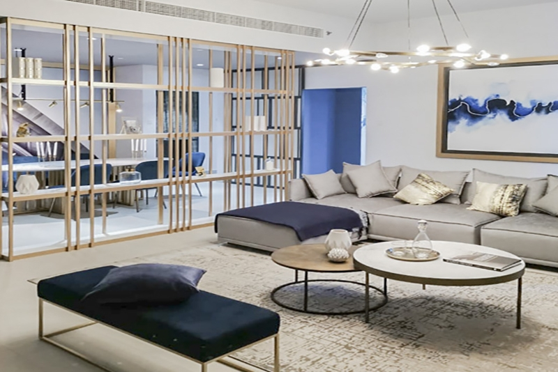 3 Bedroom Apartment For Rent in  Marina Arcade Tower,  Dubai Marina | 2